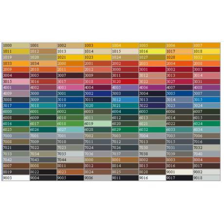 VOGUE Колона за баня 30 цветна