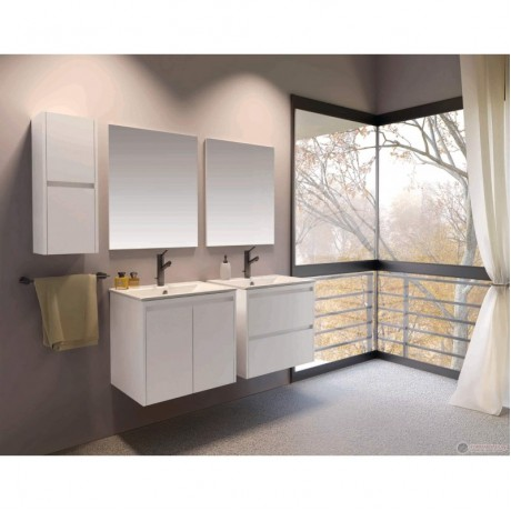 BERANJENA Мебел за баня тип колона 25
