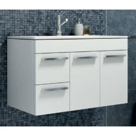 DEANO Мебел за баня с умивалник 80