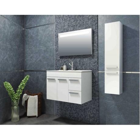 DEANO Мебел за баня с тип колона 25