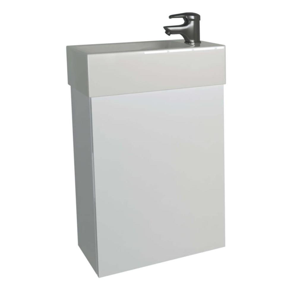 ISIK Мебел за баня с умивалник 40