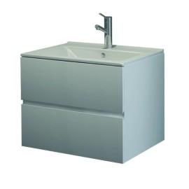 LINE Мебел за баня с умивалник 65
