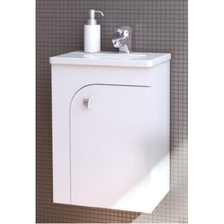 LYRA Мебел за баня с умивалник 45