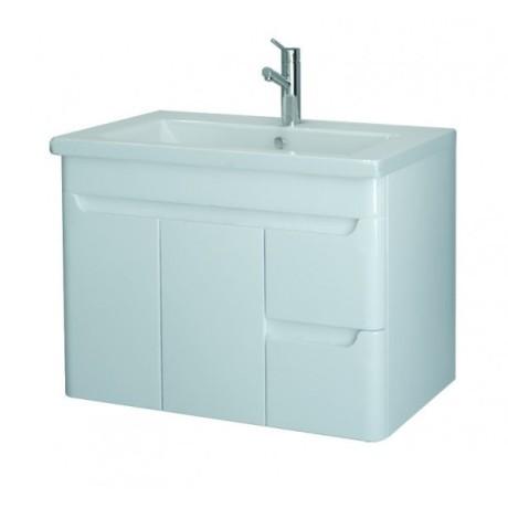 WAVE Мебел за баня с умивалник 80