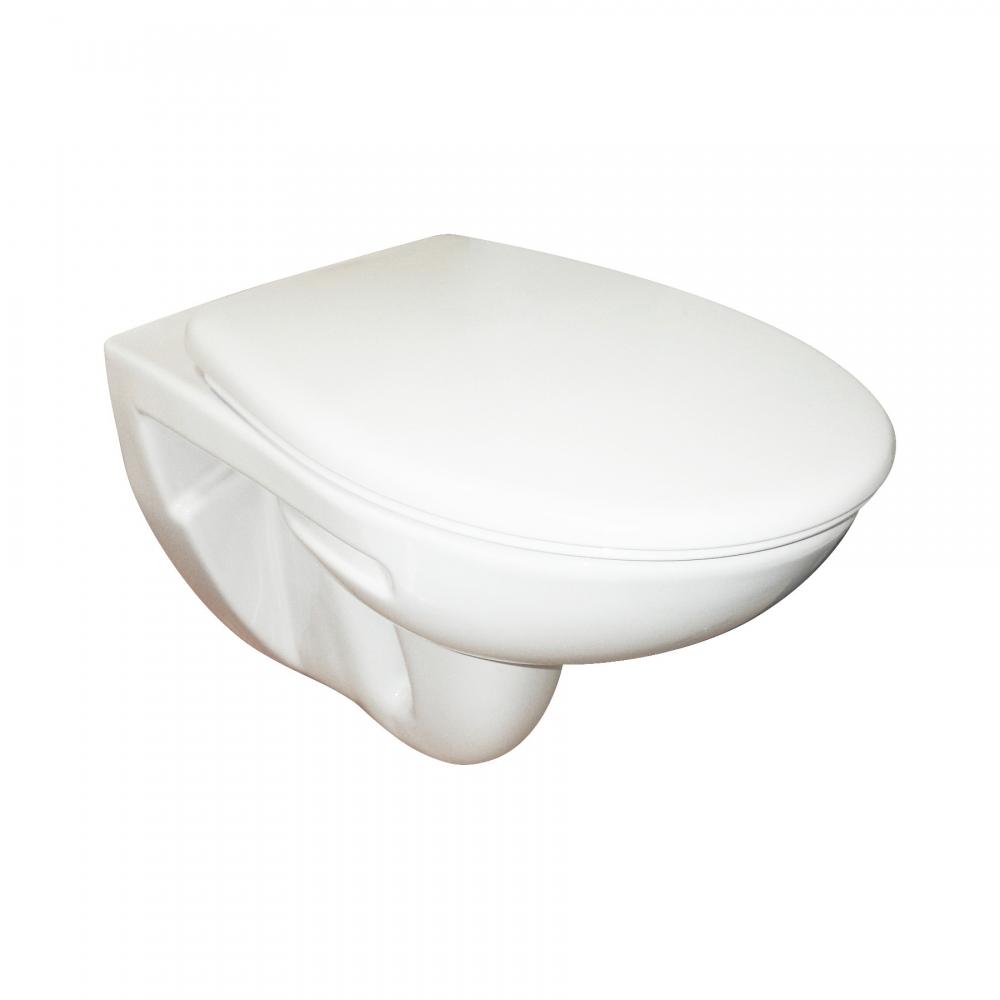 ADELE Стенна тоалетна с хоризонтално оттичане