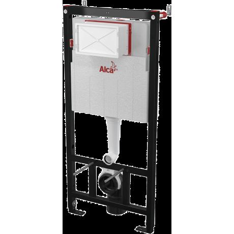 ALCA Вградено тоалетно казанче AM101 с рамка 1120 mm