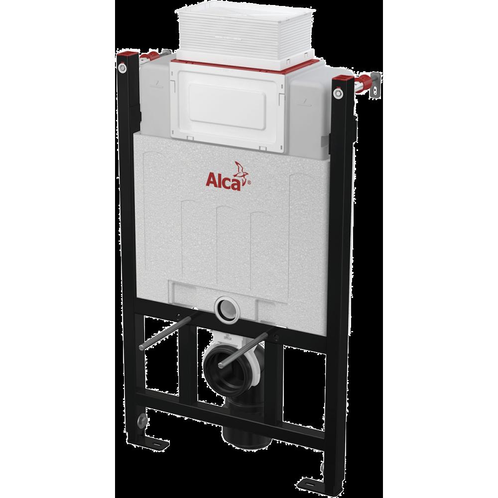 ALCA Вградено тоалетно казанче AM118 с горна или предна активация 850 mm