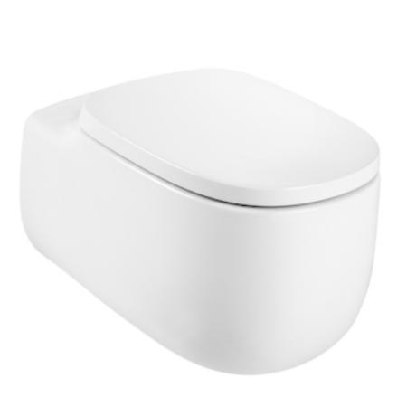 BEYOND Свободно стояща тоалетна и капак с плавно затваряне 580 mm