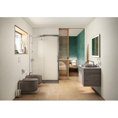 BEYOND Стенна тоалетна и капак с плавно затваряне 585 mm цветен