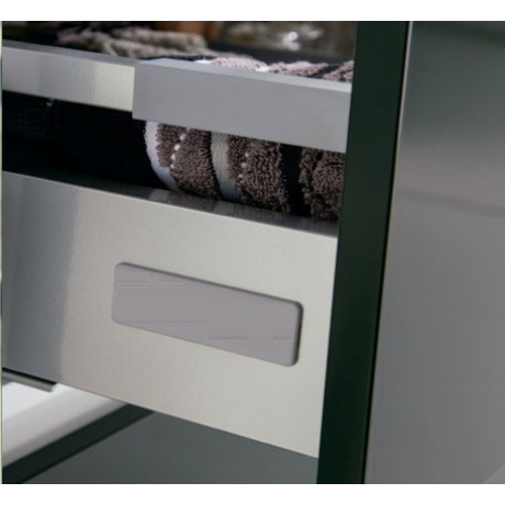 CUNEO мебел МДФ 70 см с умивалник