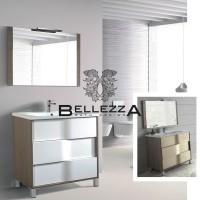 Дизайнерските мебели за баня Bellezza вече са в България