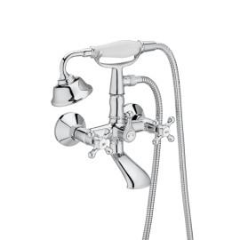 CARMEN ретро смесител за вана и душ