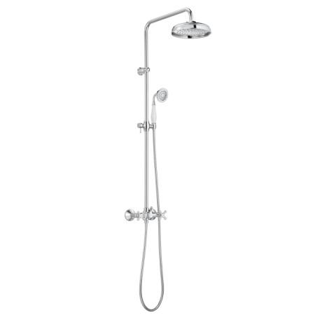 CARMEN ретро душ-колона с шлаух и слушалка