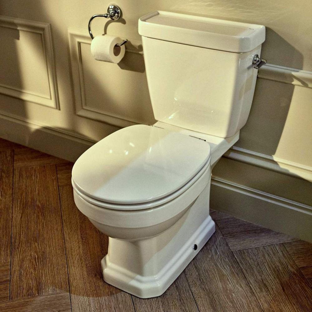 CARMEN ретро моноблок тоалетна без ръб