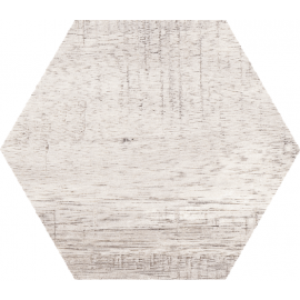 Гранитогрес хексагонален SAWNWOOD GREY 25 x 22