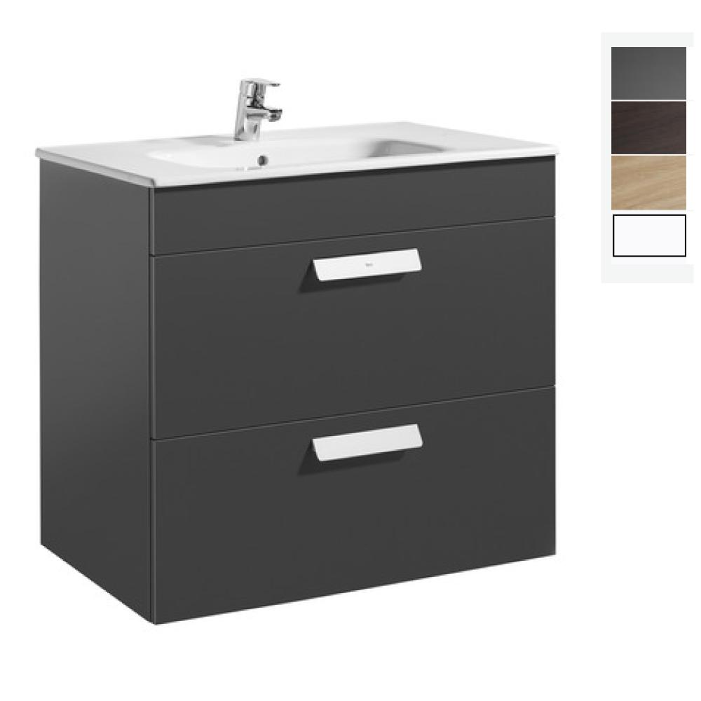 DEBBA мебел 60 см с умивалник и централен отвор за смесителя