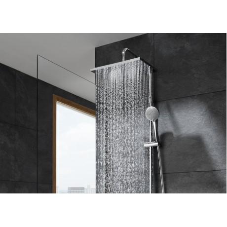 Even-T Термостатична душ колона правоъгълна форма