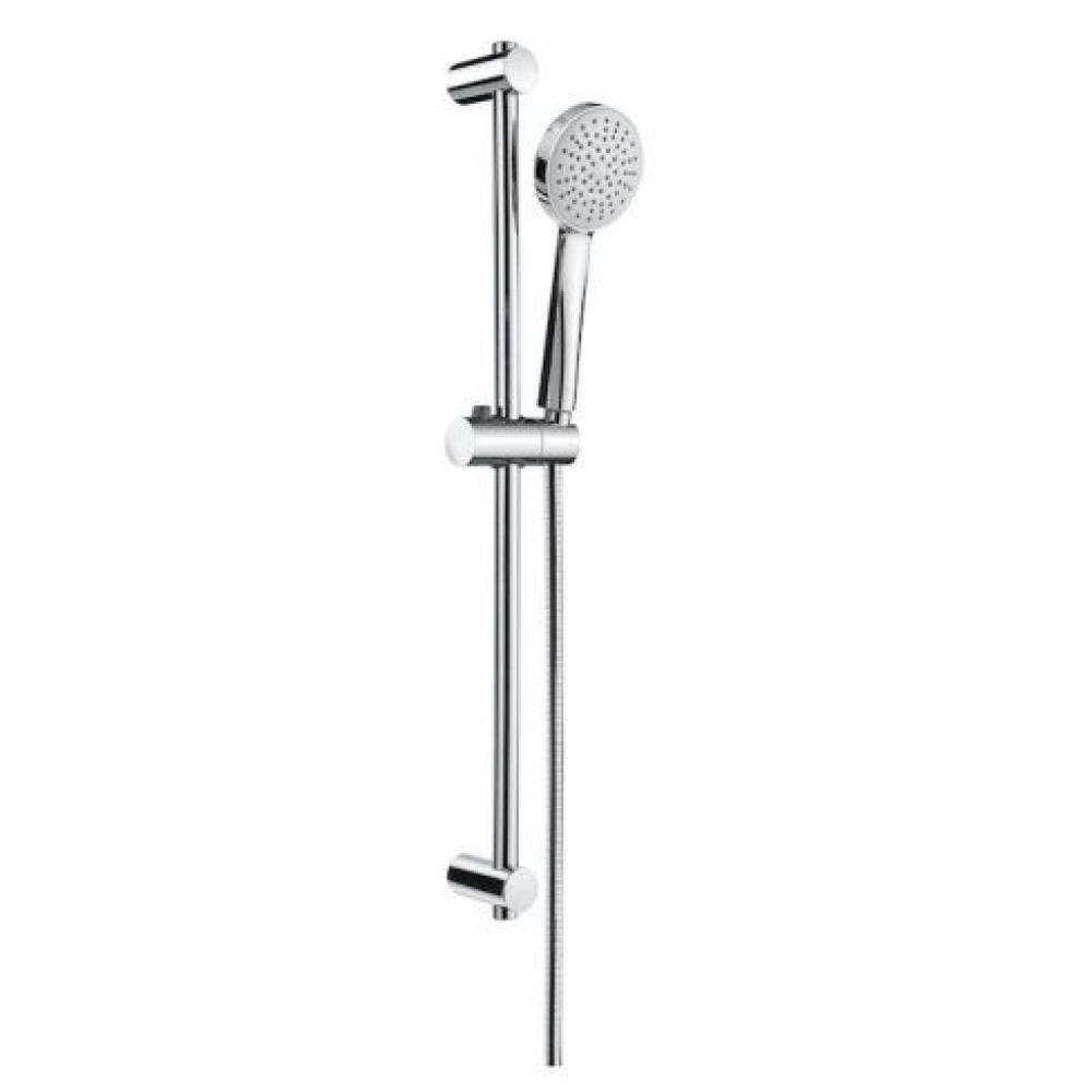 Stella Душ комплект с душ слушалка 100/1, тръбно окачване 700 мм и шлаух