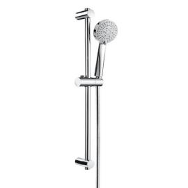 Stella Душ комплект с душ слушалка 100/3, тръбно окачване 700 мм и шлаух
