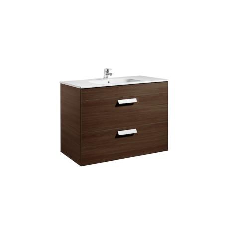 Debba Unik Standard Мебел за баня с  умивалник и две чекмеджета 60
