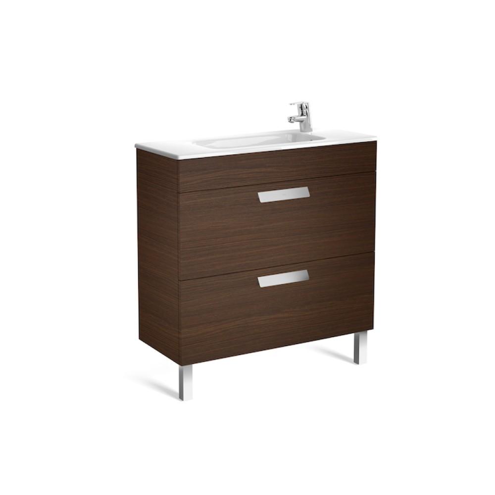 Debba Unik Compact Мебел за баня с 2 чекмеджета и умивалник 50