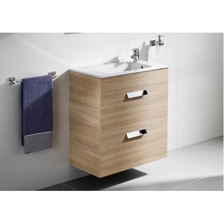 Debba Unik Compact Мебел за баня с 2 чекмеджета и умивалник 70