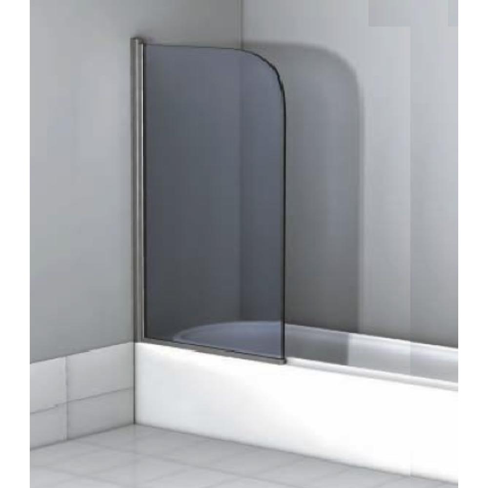 Параван за вана стъкло , десен