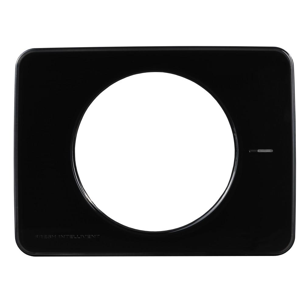 Fresh Челен панел за вентилатор Intellivent 2 - Черен