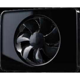 Fresh Вентилатор за баня Intellivent 2 - Черен