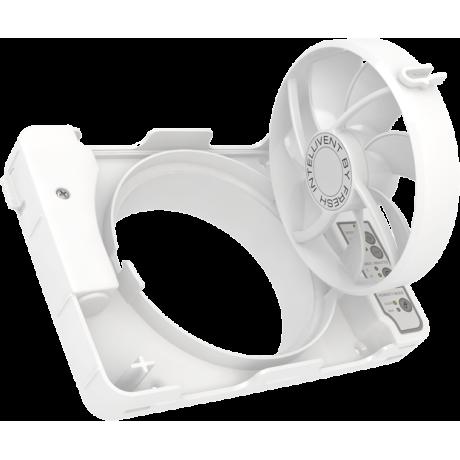 Fresh Вентилатор за баня Intellivent 2 - Бял
