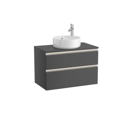 GAP Мебел с умивалник върху плот 80