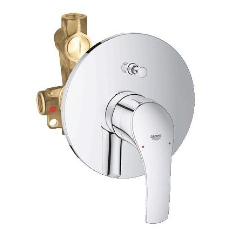 Eurosmart 05 смесител за вграждане за вана-душ