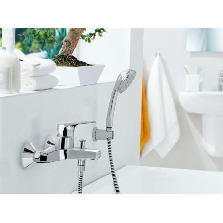 Bauflow 02 смесител за вана-душ