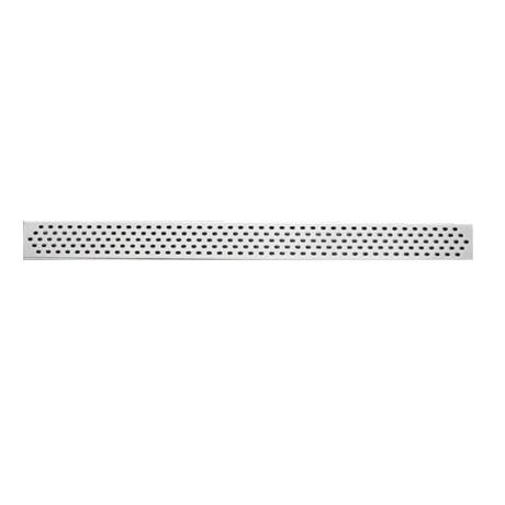 Inox Style OVAL Линеен сифон 485mm Овали с фланци