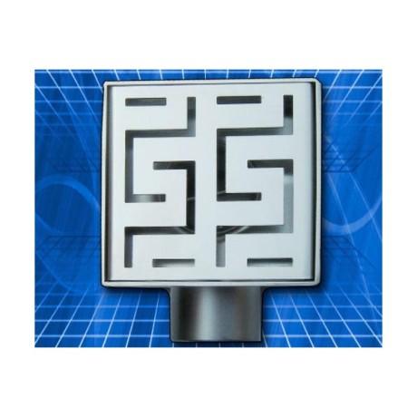 Inox Style Square Versace Квадратен сифон 100 x 100 mm
