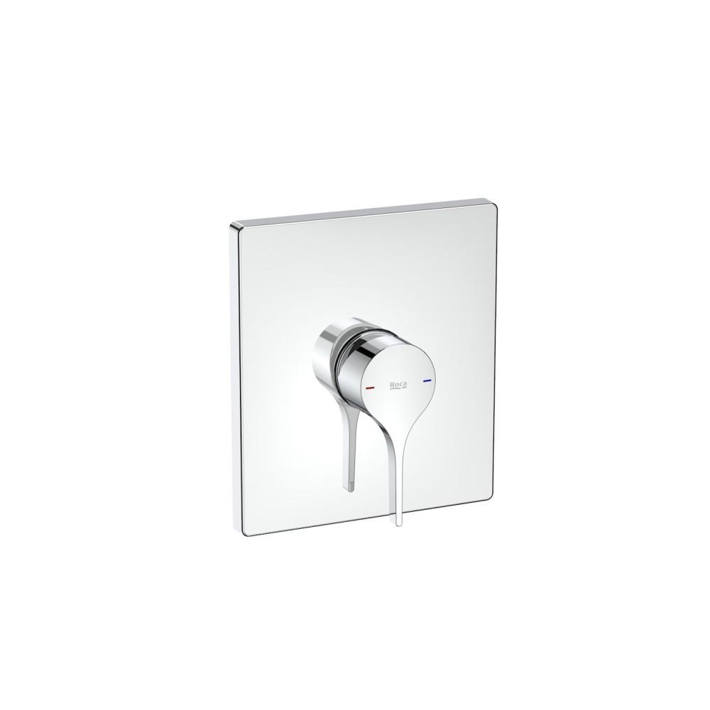 INSIGNIA вграден смесител за вана/душ, Хром