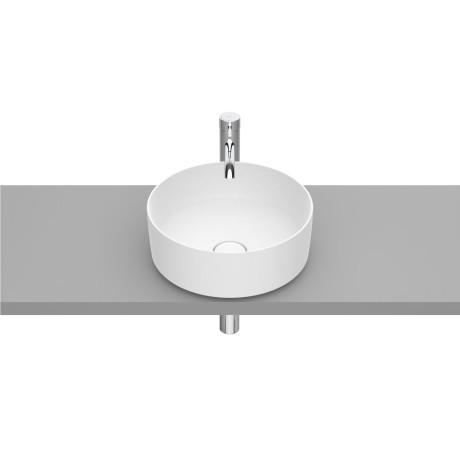 INSPIRA Round Умивалник за монтаж върху плот 370