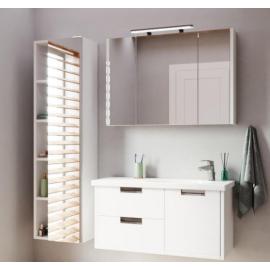Roca ETNA 100, мебел с умивалник, бял гланц