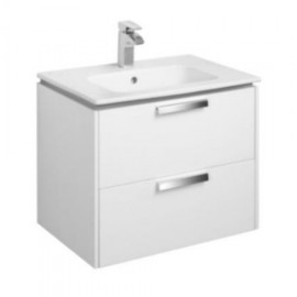 Roca LAGO 60, мебел с умивалник, бял гланц