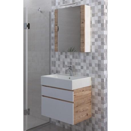Мебел за баня с мивка HN 60 см