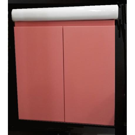 MERIDIAN компактен мебел от ПВЦ с две врати 54/30/60