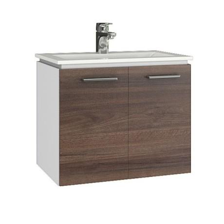 PVC мебел за баня с умивалник MH 55