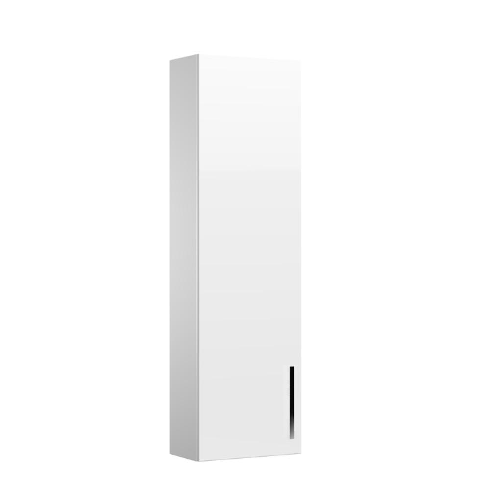 Prisma Реверсивна колона за баня цвят бял гланц