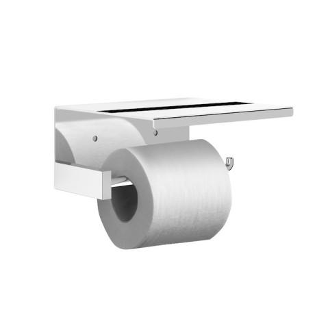 NUOVA Поставка за тоалетна хартия с капак