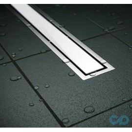 CONFLUO LINE 2 линеен сифон 75 cm от Хром
