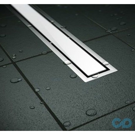 CONFLUO LINE 2 линеен сифон 55 cm от Хром