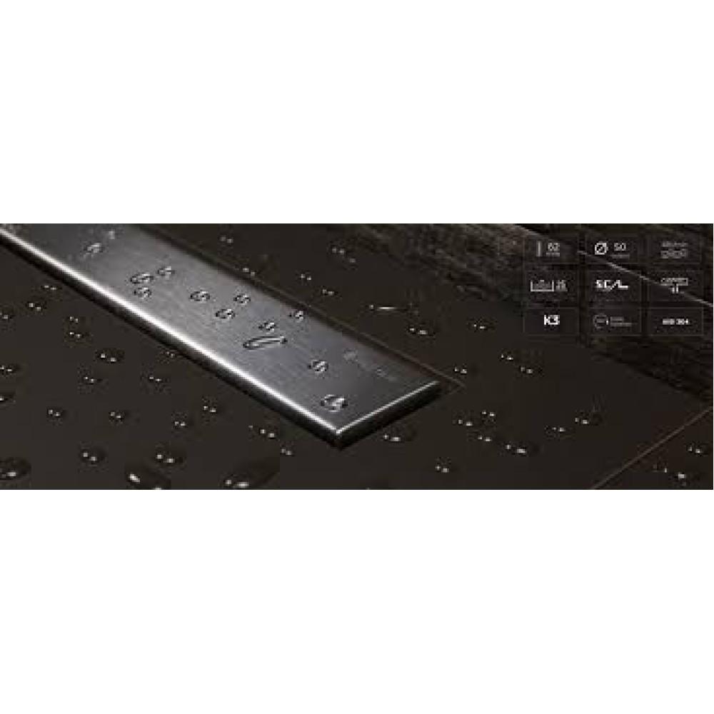 CONFLUO FRAMELESS LINE линеен сифон 75 cm