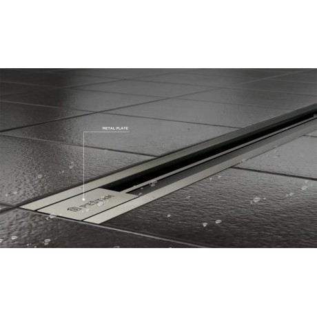 CONFLUO SLIM LINE линеен сифон 30 cm