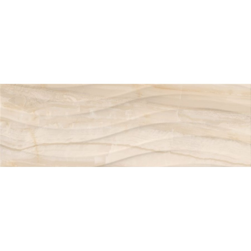 Onice Beige Bend плочки за баня 25 x 75
