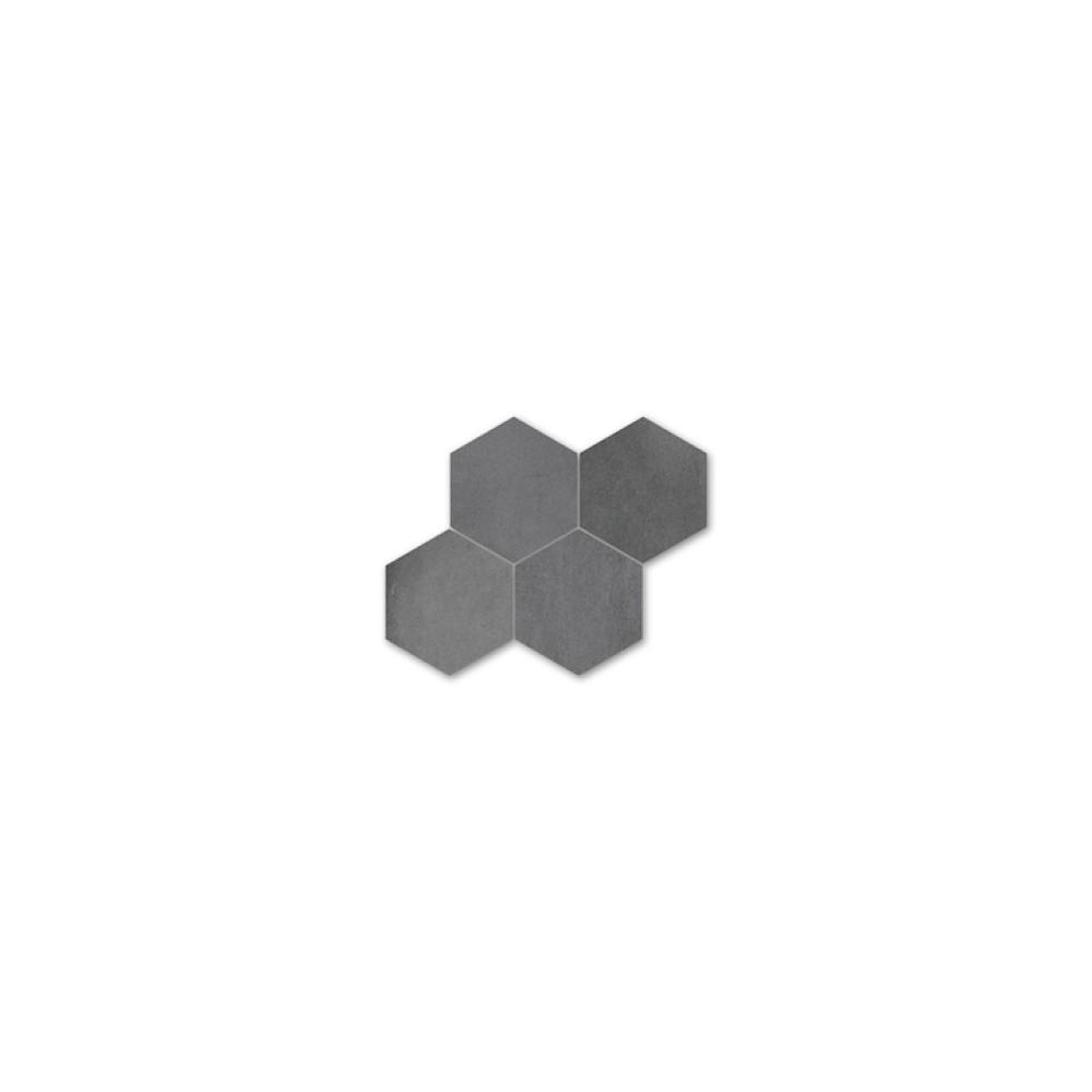 Malla Hexagono Derby Negro плочки на Roca за баня 30 х 30